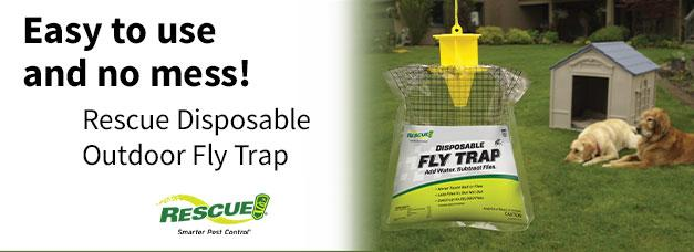 Rescue Disposable Fly Trap