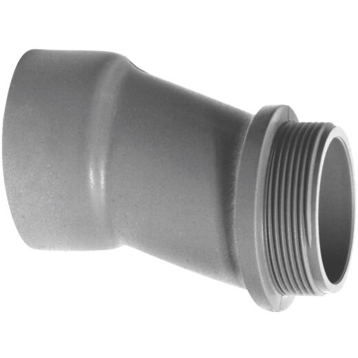 Carlon 2 In. Offset PVC Meter Connector