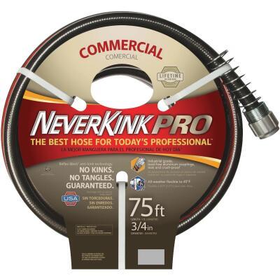 """NeverKink XP 3/4"""" x 75' Farm & Ranch Hose"""