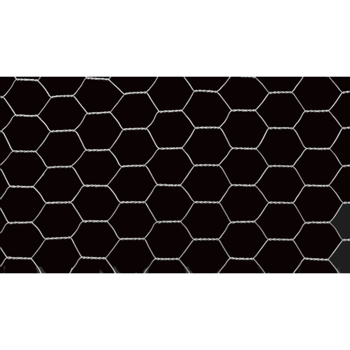 Do it 1 In. x 48 In. H. x 25 Ft. L. Hexagonal Wire Poultry Netting Image 3