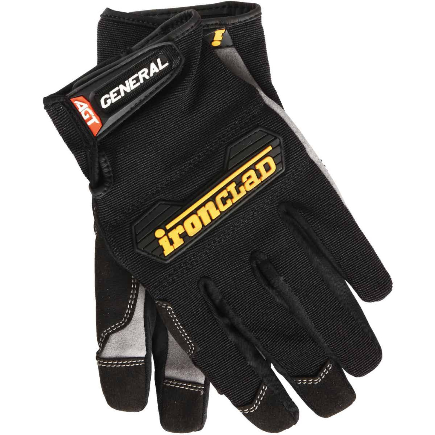 Ironclad General Utility Men's Large Synthetic Suede High Performance Glove Image 1