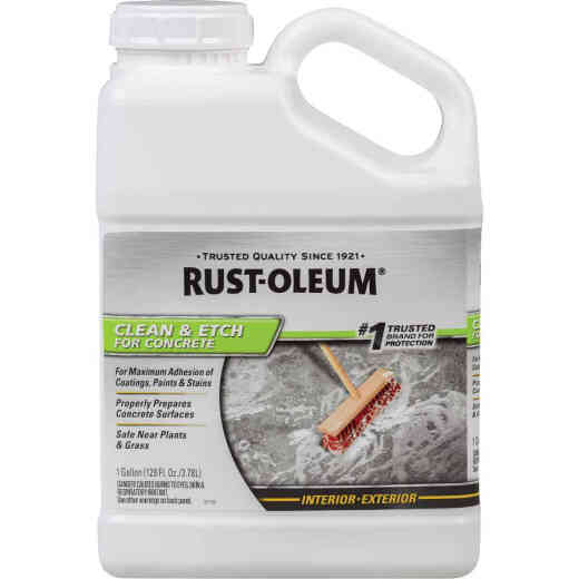 Rust-Oleum 1 Gal. Concrete Clean & Etch Ready-To-Use
