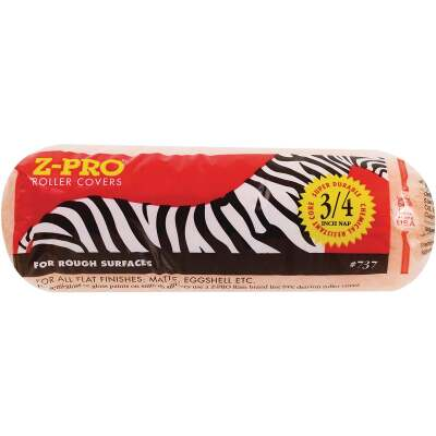 Premier Z-Pro Zebra 9 In. x 3/4 In. Knit Fabric Roller Cover