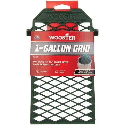 Wooster Gallon Poly Paint Roller Grid